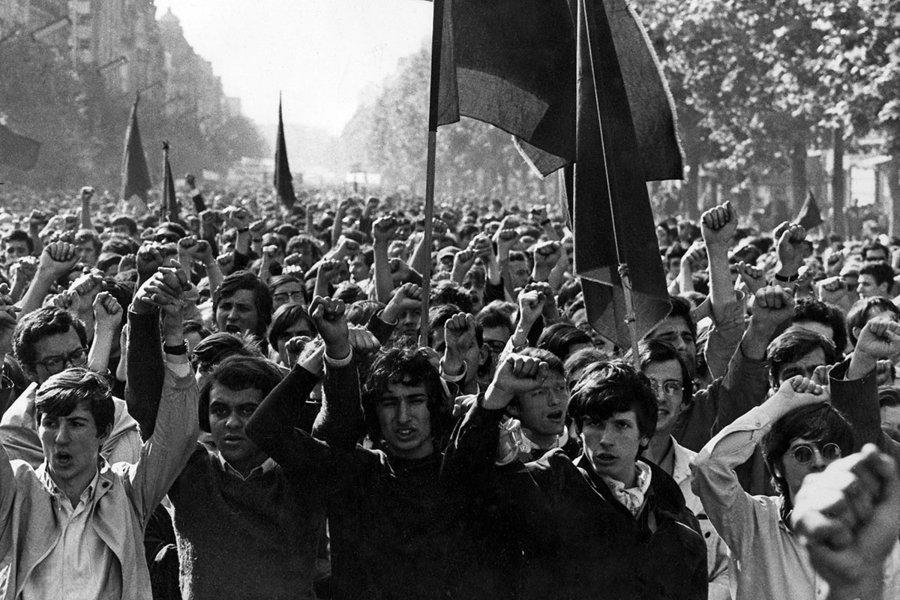 فرانس: مئی 1968ء کے انقلاب کے پچاس سال