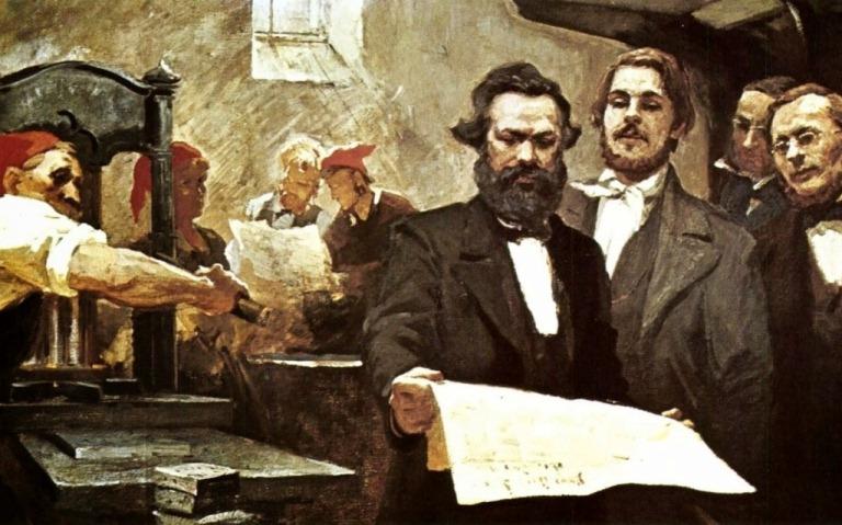 مارکسزم کا خوف