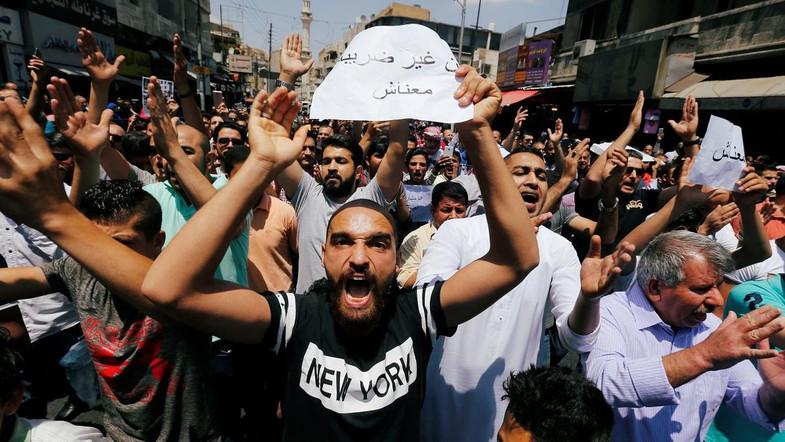 اردن میں عوامی بغاوت