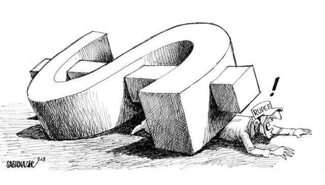 زبوں حال اقتصادی مستقل