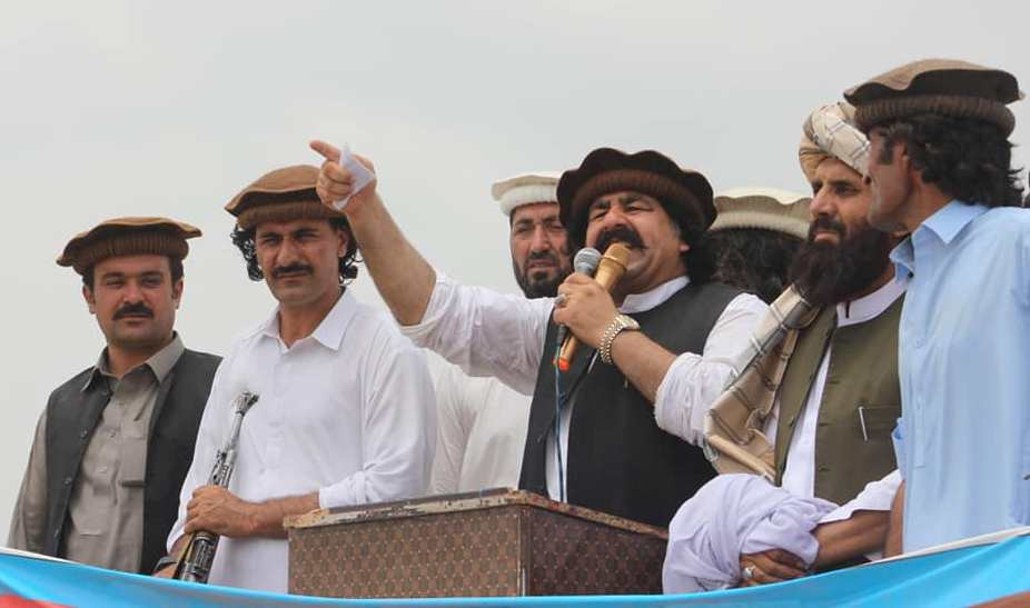 وزیرستان: علی وزیر کی انقلابی الیکشن مہم کی روداد