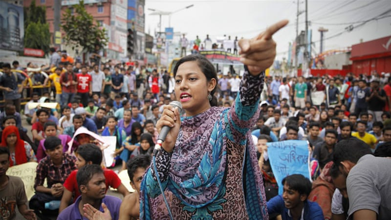 بنگلہ دیش: طلبہ تحریک کا ماضی و حال