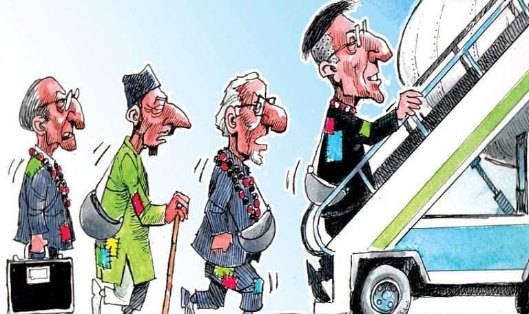 'نئے پاکستان' کے 100 دن