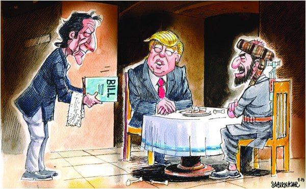 امریکہ طالبان مذاکرات کا سراب